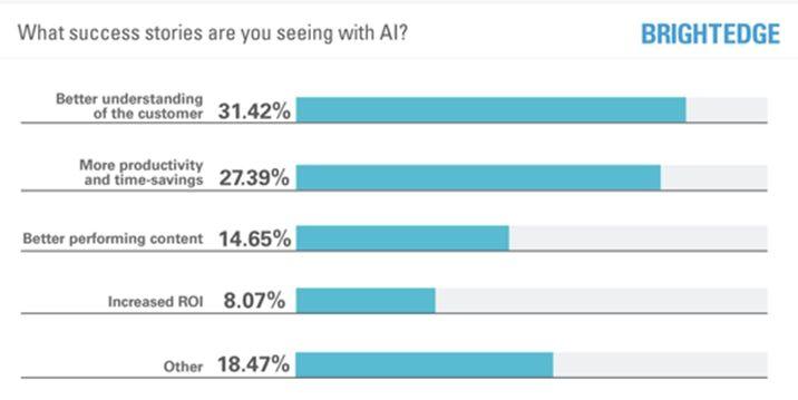 AI success stories