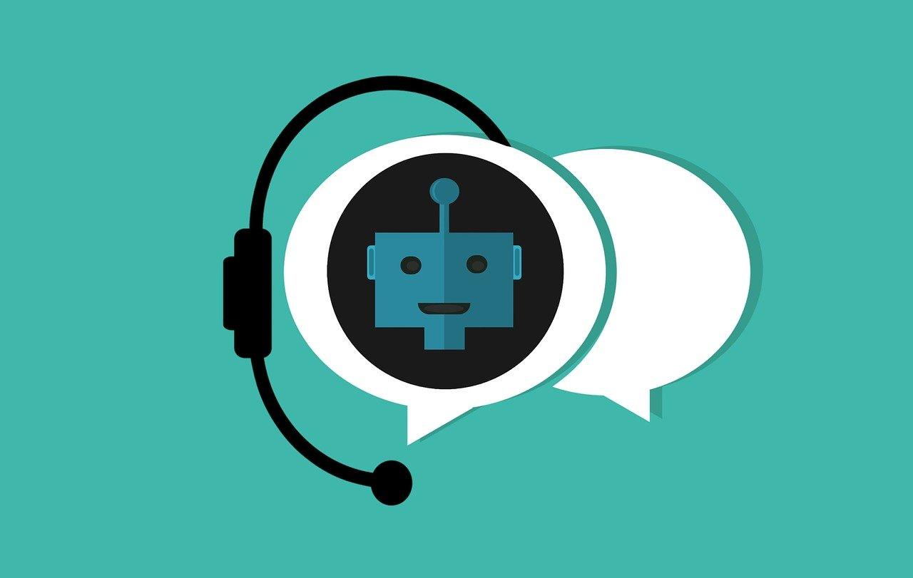AI-powered chatbot customer support b2b marketing